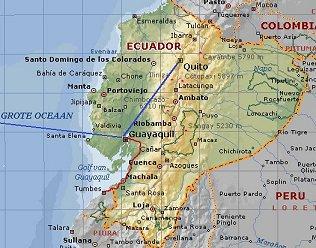 reizen ecuador en galapagos eilanden